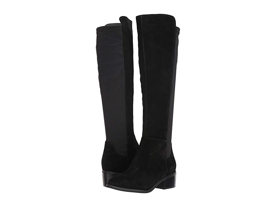 Blondo Gallo Waterproof (Black Suede) Women