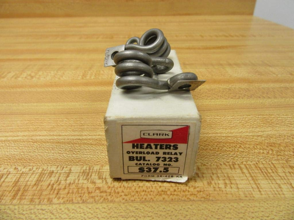 Clark S37.5 Heating Element 2 National products Max 51% OFF Pack of S375