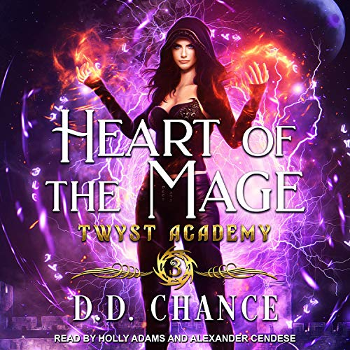 Heart of the Mage cover art