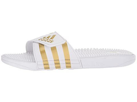 adidas adissage White Navy Black Gold WhiteNew WhiteWhite H7HTqw
