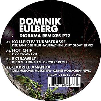 Diorama Remixes, Pt. 2