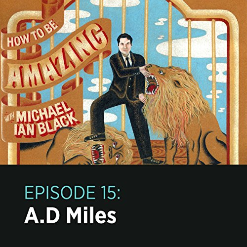 15: A.D Miles audiobook cover art