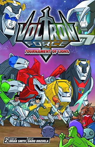 VOLTRON FORCE GN VOL 02 (C: 1-0-2)