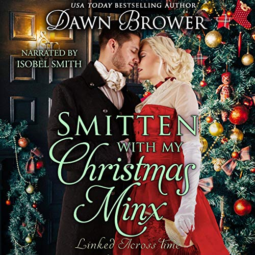 Smitten with My Christmas Minx cover art