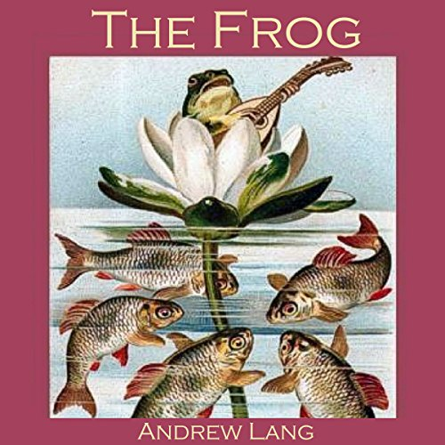 The Frog audiobook cover art