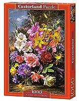 "Castorland C-103607 ""a Vase Of Flowers"" Jigsaw Puzzle (1000-piece)"