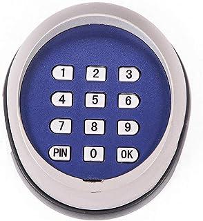 king4ch mizar1ch X2Delma king2ch mizar2ch compatible emisor Transmisor de repuesto 433.92MHz Código fijo Clones