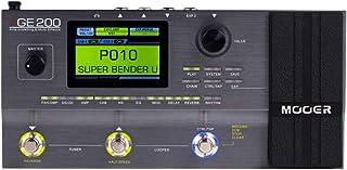 MOOER GE200 Multi Effects Pedal