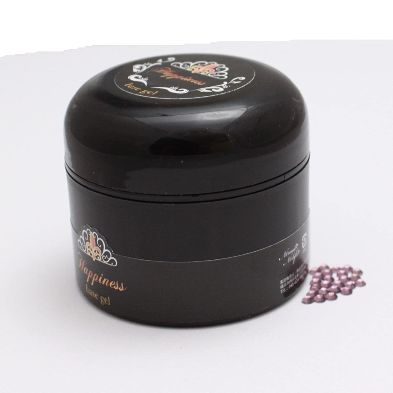 ノーサンディング&ノープライマー ベースジェル 30g UV?LED対応 / オリジナルストーン付