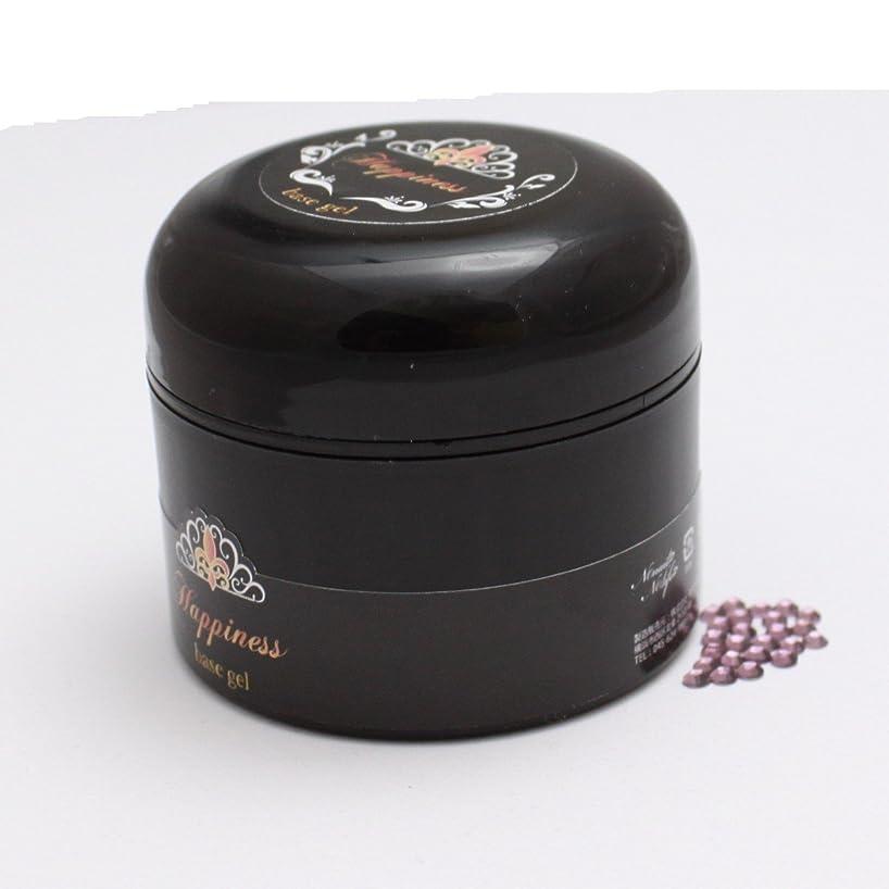 闘争アドバイス肥沃なノーサンディング&ノープライマー ベースジェル 30g UV?LED対応 / オリジナルストーン付