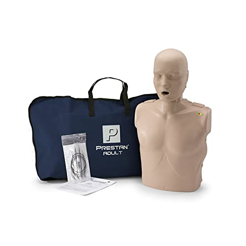 e5b9b048be PRESTAN PP-AM-100M-MS Professional Adult CPR-AED Training Manikin with