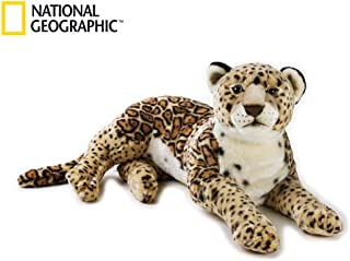 National Geographic Jaguar Plush - Large Size