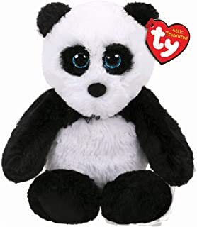 Claire's Ty Beanies Girl's Ty Beanie Boo Fluff the Panda Plush Toy