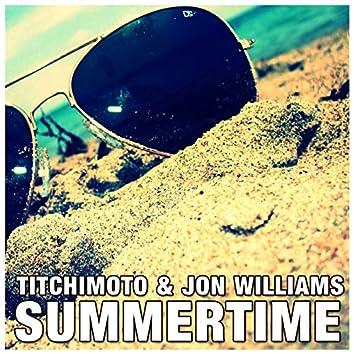Summertime (feat. Jon Williams)