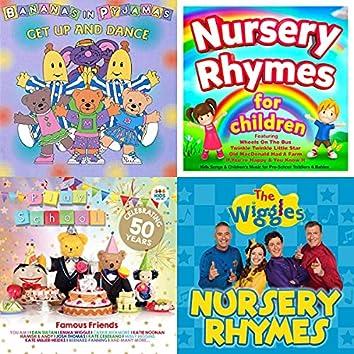 Nursery Rhymes & Lullabies