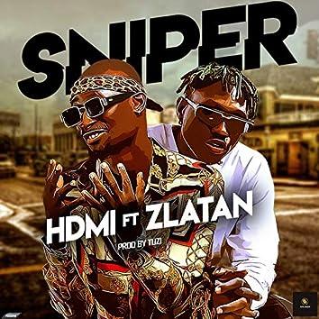 Sniper (feat. Zlatan)