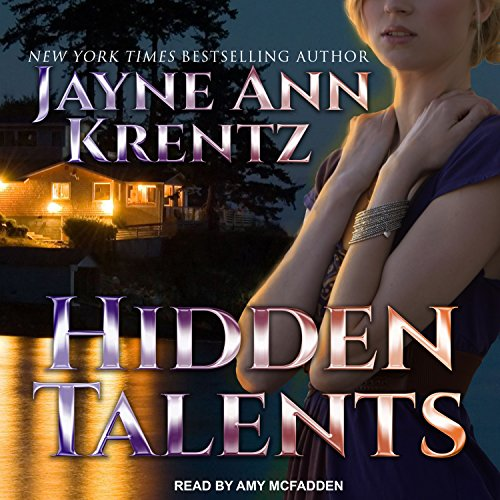 Hidden Talents audiobook cover art