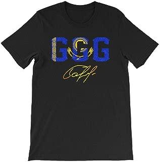 Ggg Mexican Style Gennady Golovkin Triple G Fight Shirt For The Legendary Canelo Vs Golovkin Las Vegas Fight