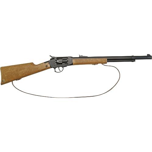 """Fucile /""""Cowboy/"""" 12-Colpo pistola CARNEVALE PISTOLA GIOCATTOLO Army"""