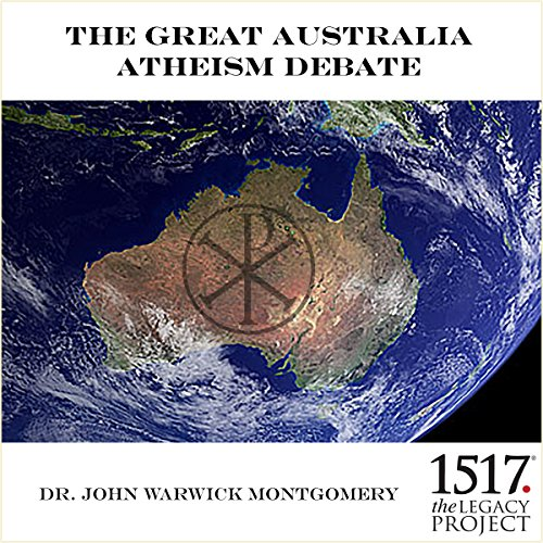 The Great Australia Atheism Debate audiobook cover art