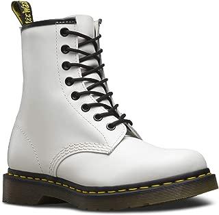 doc martens boots white
