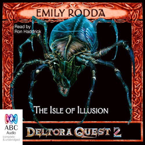 The Isle of Illusion audiobook cover art