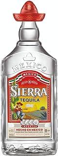 Sierra Tequila Silver - Echter mexikanischer Tequila aus Jalisco 1 x 0,7l