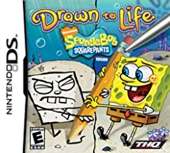 Drawn To Life: Spongebob Squarepants