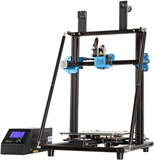 WOL 3D CR-10 V3 3D Printer - E3D Direct Drive Extruder 3D Printer New Version and Firmware Upgrade Silent Mainboard Resume...