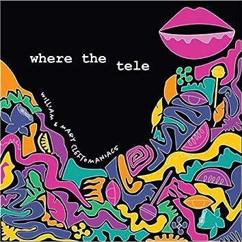 Where the Tele (feat. Maya Ravindran, Jessica McHenry & Jeron Duhart-Rodriguez)
