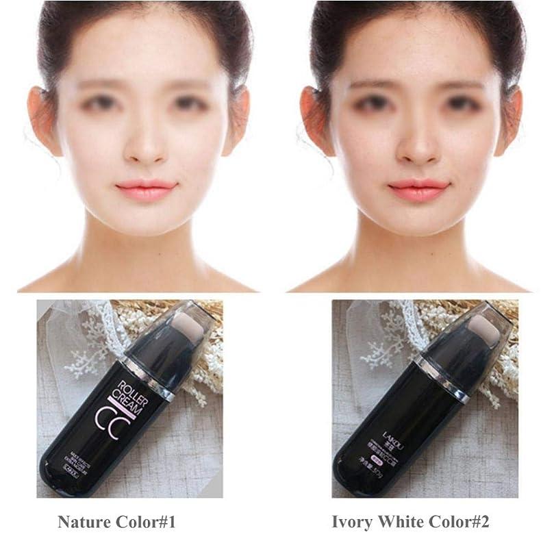 ホテル変動する復活する化粧ベース、BBクリームエアクッションBBクリームは肌を明るくし、シミや毛穴を覆い、絶妙な外観を作り出します。防水コンシーラーファンデーション(#2)