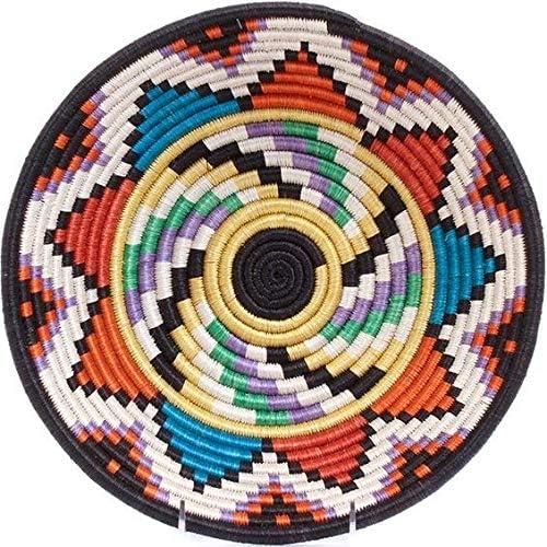 Max 55% OFF Fair Trade Colorado Springs Mall Rwanda African Sisal Across 72706 11-12