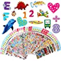 Banners, stickers & confetti