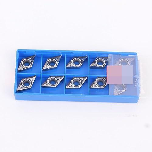 discount ZIMING-1 online sale 10pcs DCGT11T302-AK H01 CNC sale Carbide Inserts tool Suitable for machining aluminum outlet sale