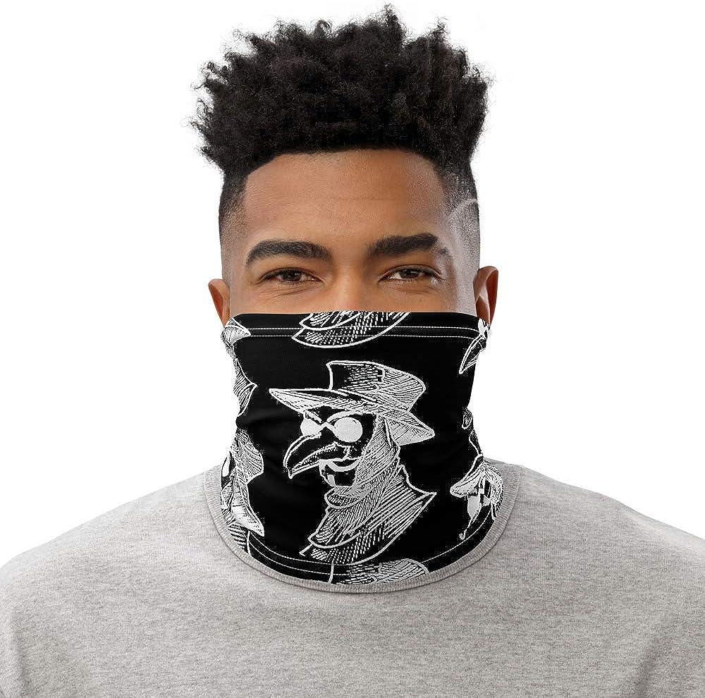 Anonymous plague neck gaiter