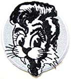 STRAY CAT Logo Heavy Metal Punk Rock Music Jacket T-shirt Patch Sew Iron on Embroidered Badge Sign Cloth -