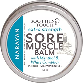 Soothing Touch W67367NBX-1 Narayan Balm Extra Strength, 1.5-Ounce