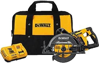 "DEWALT DCS577T1 Flexvolt 60V Max 7-1/4"" Framing Saw, 6.0Ah Battery"