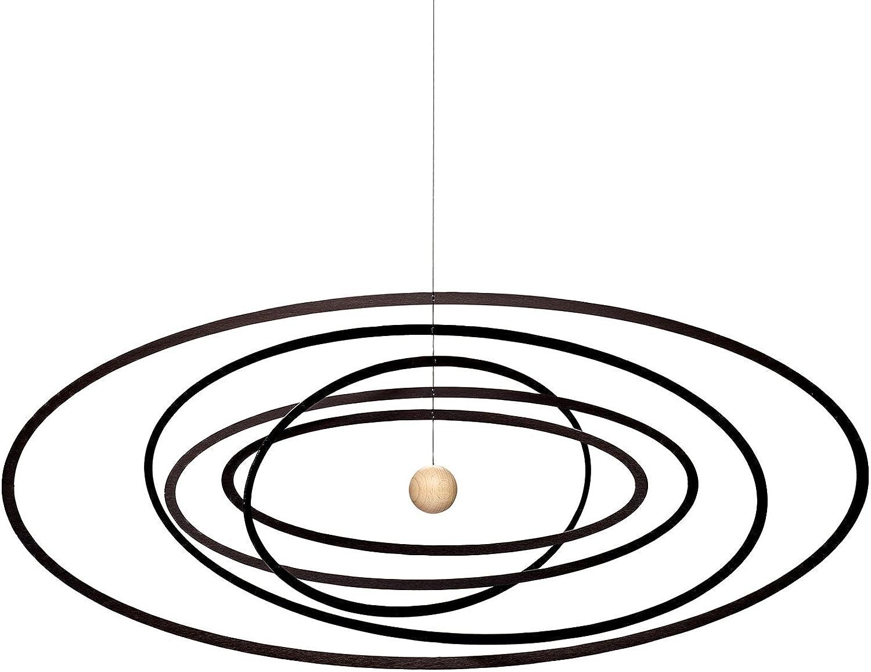 Flensted Mobiles - Science Fiction Ellipsis - Ellipse - Mobile - Windspiel
