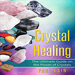 Crystal Healing cover art