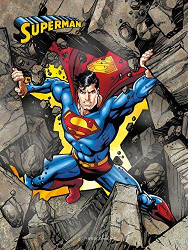 Superman. Caja metálica: Incluye: 3 libros, 4 rotuladores, 1 póster y más...
