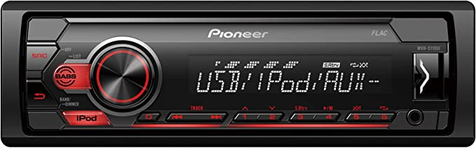 Pioneer Car Radio With Dab Auto