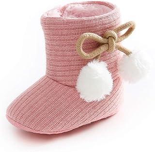 [Candy] ベビーフィート ベビールームシューズ 赤ちゃん ソフト ぬいぐるみ 暖かい 防寒対策 ベビー用品 出産祝い ファーストシューズ ちよちよ歩き 靴子供用