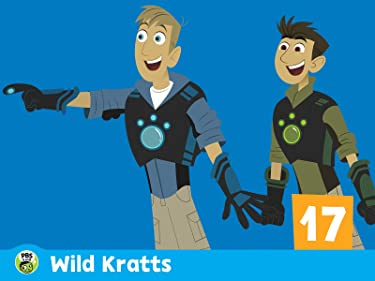 Wild Kratts: Volume 17