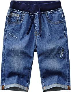 Garcia Jungen Jeans-Bermuda Gr.128-176 kurze Hose Lazlo Denim Long Shorts