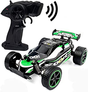 Fast RC Cars Off Road 1:20 2WD Remote Control Trucks for Adults Radio Controlled Drift Race Buggy Hobby Car Birthday for Kids