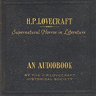 Supernatural Horror in Literature cover art