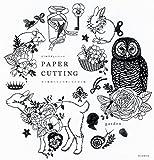 切り絵作家gardenのPAPER CUTTING 花と動物たちと可愛いもの切り絵 - garden