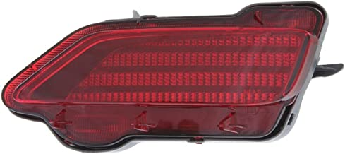 DAT AUTO PARTS Rear Bumper Cover Reflector Replacement for 13-15 Toyota RAV4 Right Passenger Side TO1185107