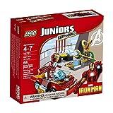 LEGO Juniors Iron Man vs. Loki 10721 Building Kit (66 Piece)